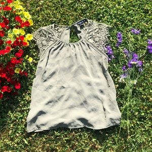 (🌸3 FOR $15 DEAL!) Miss Chievous Lace Blouse